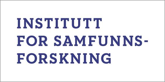 Logoen til Institutt for samfunnsforskning
