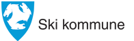 Logo Ski kommune